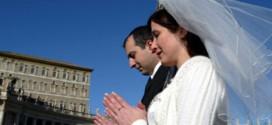 Papa: testemunho do matrimônio é a vida dos casais cristãos