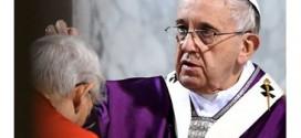 Mensagem do Papa para a Quaresma 2016